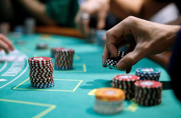 Four Ideas About Gambling Tricks That Work